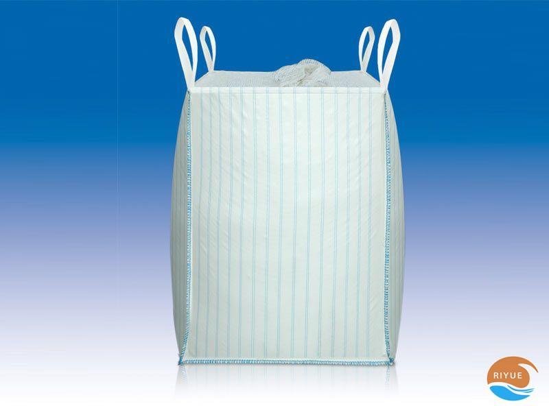 圆形集装袋在使用的过程中需要注意什么呢?